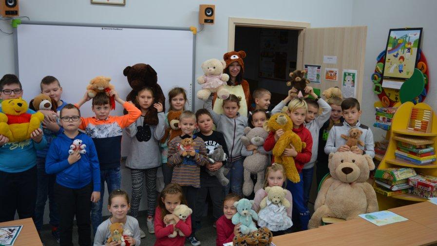 Dzień Pluszowego Misia w szkole